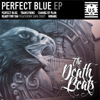 The Death Beats - Perfect Blue EP
